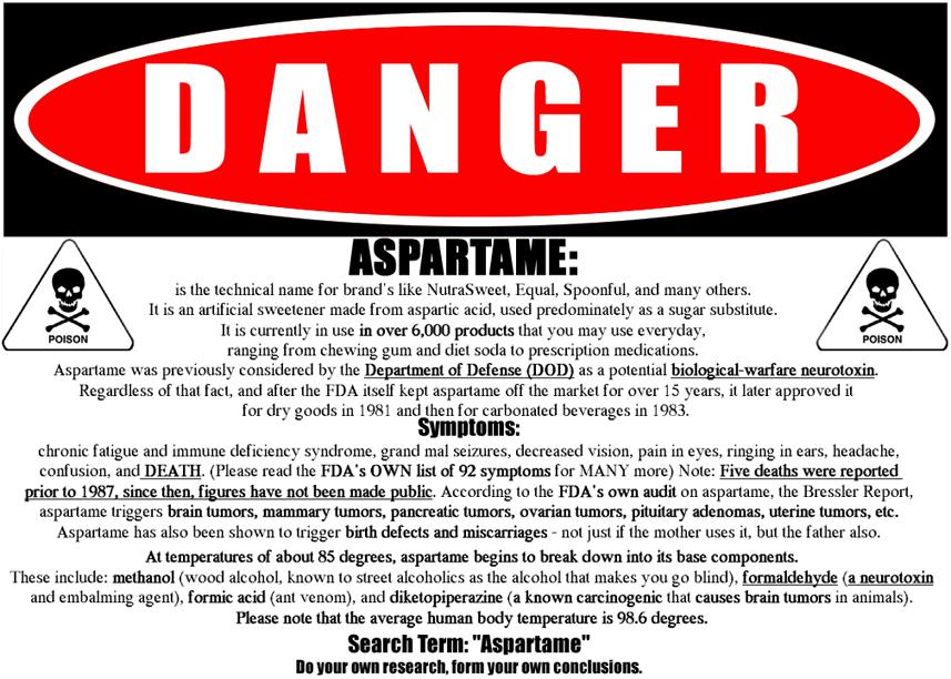 danger_aspartame
