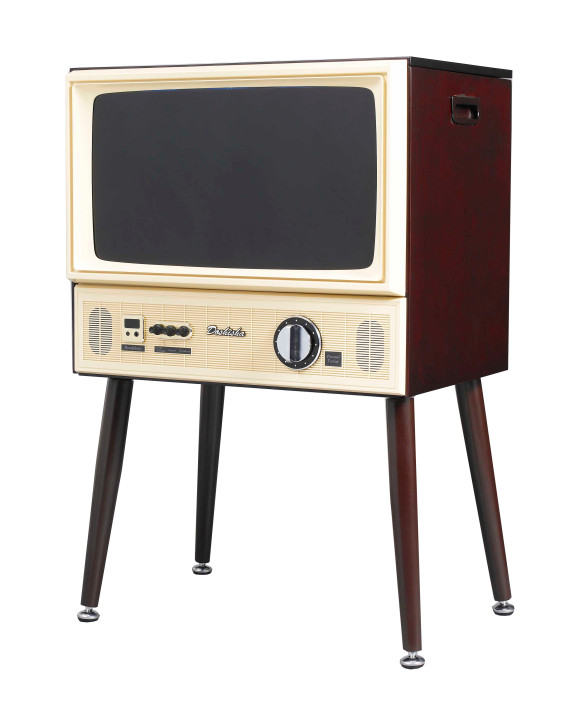 Doshisha's RETRO LCD TV